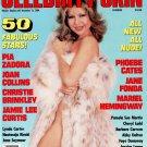 CELEBRITY SKIN MAGAZINE #7 © 1984 Pia Zadora JAMIE LEE CURTIS Barbara Bach