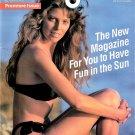 Swimwear Illustrated Presents WATERSPORTS MAGAZINE Summer 1987 PREMIERE ISSUE!