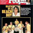 PEOPLE WEEKLY January 16, 1984 DEATH OF DENNIS WILSON Kareem Abdul-Jabbar
