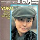 PEOPLE January 12, 1984 YOKO ONO Chrystie Jenner's Split w/ Bruce (Caitlyn)