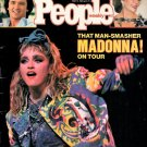 PEOPLE WEEKLY May 13, 1985 MADONNA Elizabeth Taylor KAREN CARPENTER