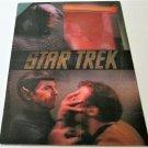 STAR TREK IN MOTION Original Series Large Lenticular Trading Card © 1999