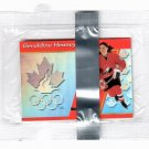 GERALDINE HEANEY Olympics 1998 Jeux Olympiques Bilingual Trading Card SEALED!