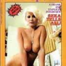 SEKA SPEAKS Volume 1 Number 1 October/November 1982 A FRANK AND EXPLICIT INTERVIEW