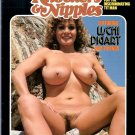 KNOCKERS & NIPPLES MAGAZINE March April May 1982 USCHI DIGART