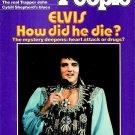PEOPLE WEEKLY MAGAZINE January 28, 1980 ELVIS How Did He Die? SHAH OF IRAN