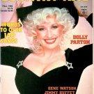 COUNTRY HITS MAGAZINE Fall 1985 DOLLY PARTON Jimmy Buffett GENE WATSON