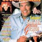 Modern Screen's COUNTRY MUSIC Magazine June 1996 GEORGE STRAIT Wynonna PINUPS!