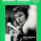 SEATTLE TOTEMS HOCKEY MAGAZINE Vol. 3, No. 10 November 9, 1974 DAVE WISENER