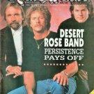 MUSIC CITYNEWS April 1990 DESERT ROSE BAND Vince Gill EDDIE RABBITT Exile