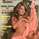 CABARET QUEENS QUARTERLY MAGAZINE Issue No. 816 Summer 1968 FOLD-OUT POSTER