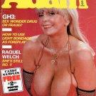 ADAM MAGAZINE Vol. 23 #12 December 1980 CANDY SAMPLES Raquel Welch