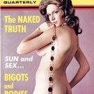 MODERN SUNBATHING QUARTERLY MAGAZINE Volume No. 72 July 1974
