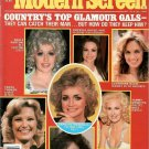 MODERN SCREEN MAGAZINE March 1982 COUNTRY'S TOP GLAMOUR GALS Tom Selleck