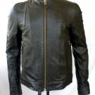 Men's Vintage Bomber Leather Jacket Style M3 XS to XL