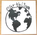 Earthling Sticker