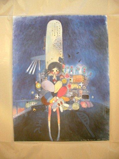 """Aya Takano """"LITTLE STARS OF A CITY CHILD"""""""