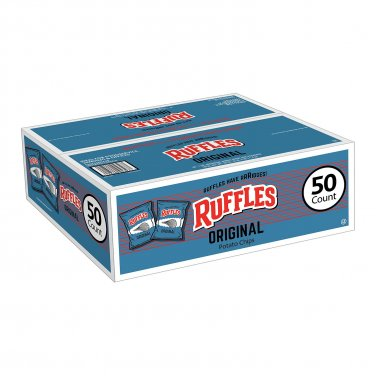 Ruffles Original Potato Chips 1 oz. (50 ct.)