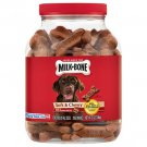 Milk-Bone Soft & Chewy Beef & Filet Mignon Recipe Dog Snacks (37 oz.) 2 count