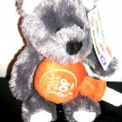 Bear Tootsie Roll Pop Orange Good Stuff Plush Stuffed