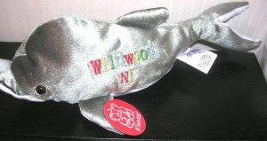 Fiesta Dolphin Wildwood 12 Inch Plush Stuffed New