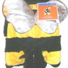 Dog Pet Costume Outfit Bumblebee Bee Large New