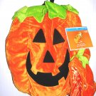 Dog Pet Costume Outfit Pumpkin Large New