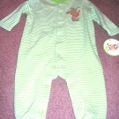 Sleep and Play Layette Outfit Santa's Helper 3M Circo