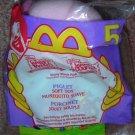 McDonald's Winnie the Pooh Soft Plush Clip