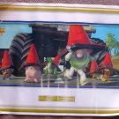 McDonald's Toy Story 2  Poster Buzz and Friends to the Rescue