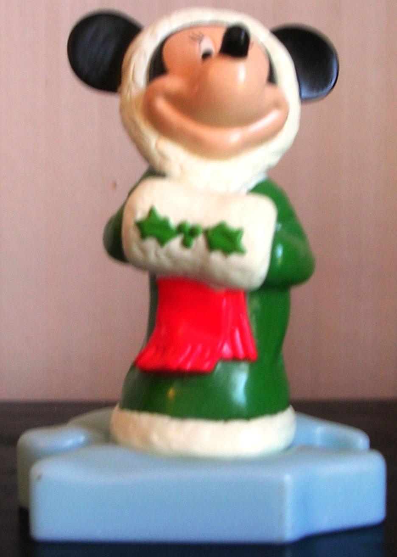 McDonalds Minnie Mouse  on Puzzle Base