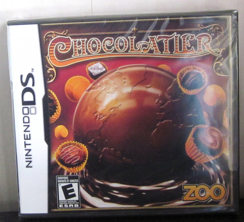 Nintendo DS Chocolatier