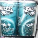 Philadelphia Eagles Refillable Game Day Salt and Pepper Shakers