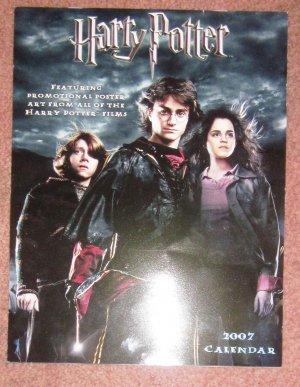 Harry Potter 2007 Calendar Andrews McMeel Publishing