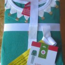 Boys Elf 2 piece Pajamas size 4