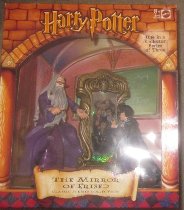 Harry Potter Harry Potter Classic Scenes Collection, one in a series of 3, The Mirror of Erised