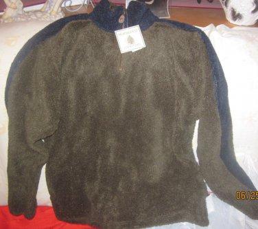 Northwest Territory Mens Fleece Pullover Medium