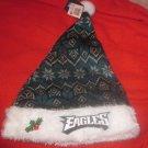 Philadelphia Eagles Santa Hat Forever Collectibles
