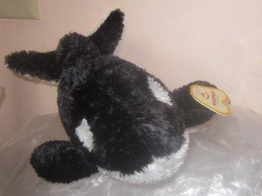 Aurora Orca Whale Plush Stuffed