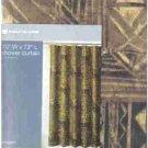 NIP Essential Home Fabric Shower Curtain Amazon
