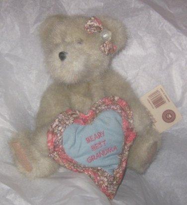 NWT Boyds Bears Grammy B Bear