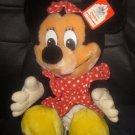 NWT Vintage Disneyland Minnie Mouse Plush