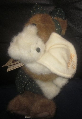 NWT Boyds Bears Momma Bearsley and Baby Jack with Blanket