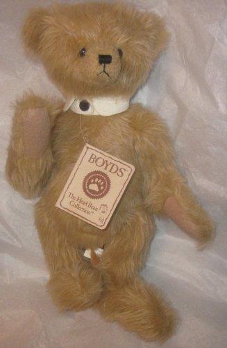 NWT Boyds Bears Plush Mr. T. B. Shutterbear