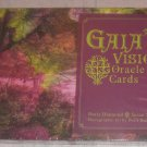 New Gaia's Vision Oracle Cards Deck by Diamond and Starr