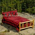 3PC Red Moose Creek Southwest KING Fleece Bedding Set ERCBK-moosecreek