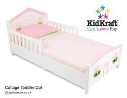 Cottage Toddler Cot