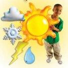 Inflatable Weather Set