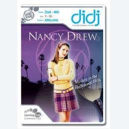 Nancy Drew Didj Game