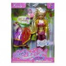 "11.5"" Doll With Accessories. (2 Assorted) Case Pack 24"